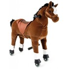 Animal Riding Bruin rijpaard Thunder small