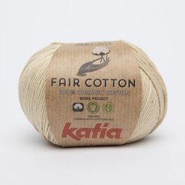 Katia Fair Cotton 10 Beige