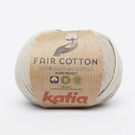 Katia Fair Cotton 12 Oudroos