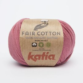 Katia Fair Cotton 14 Roos