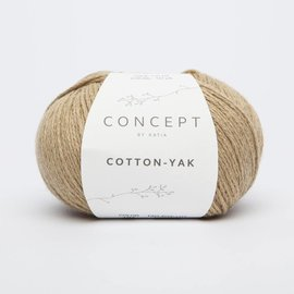 Katia Cotton Yak 101 Camel