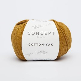 Katia Cotton Yak 106 Oker