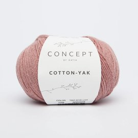 Katia Cotton Yak 109 Koraal