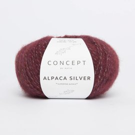 Katia Alpaca Silver 259 Bordeaux