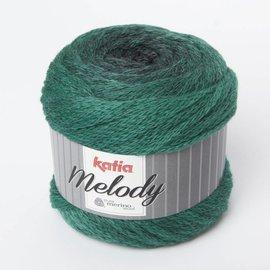 Katia Melody 208 Zwart/Turquoise