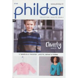 Phildar Mini breigids Phildar Nr. 648 Charly