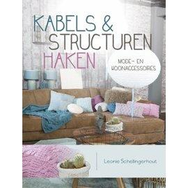 Haakboek Kabels en structuren haken