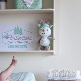 Little Woodland Adventures Haakpakket DenDennis Knuffels