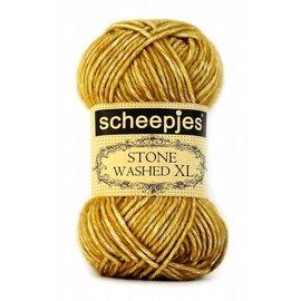 Scheepjes Stone Washed XL 849 Yellow Jasper