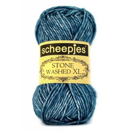 Scheepjes Stone Washed XL 845 Blue Apatite