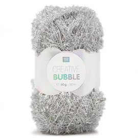 Rico Bubble 14 Metallic Zilver
