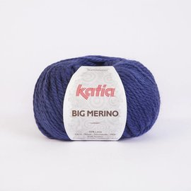 Katia Big Merino 15 Azuurblauw