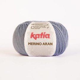 Katia Merino Aran 59 Lichtblauw