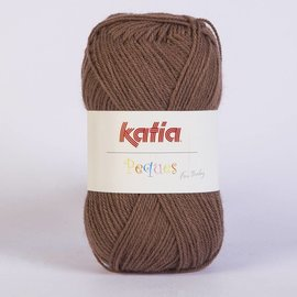 Katia Peques Babywol 84943 Bruin
