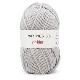 Phildar Partner 3,5 Givre