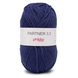 Phildar Partner 3,5 Navy