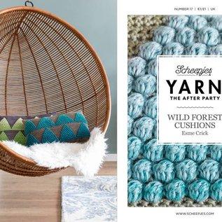 Scheepjes Haakpatroon Scheepjes Yarn 17 Wild Forest Cushions