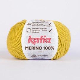 Katia Merino 100% 12 Geel