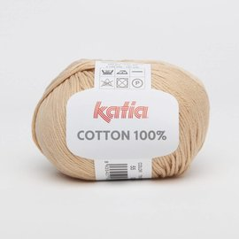 Katia Cotton 100% 55 Abrikoos
