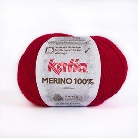 Katia Merino 100%  4 Rood