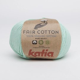 Katia Fair Cotton 29 Turquoise