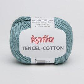 Katia Tencel Cotton 10 Turquoise