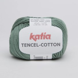 Katia Tencel Cotton 11 Muntgroen