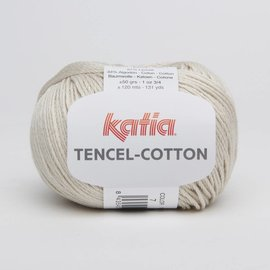 Katia Tencel Cotton 7 Lichtbeige