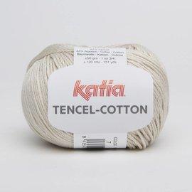 Katia Tencel Cotton 7 Lichtbeige
