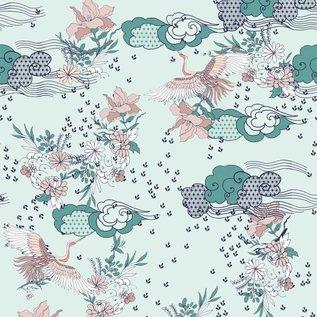 Katia Fabrics Oriental Retro - per 25 cm
