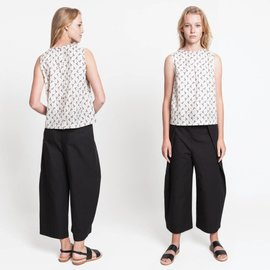 Katia Fabrics Naaipatroon Shirt met rugknopen