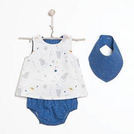 Katia Fabrics Naaipatroon Baby top, broek, bandana