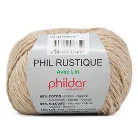 Phildar Phil Rustique Lin
