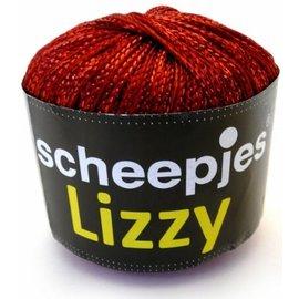 Scheepjes Glittergaren Lizzy 04 Rood