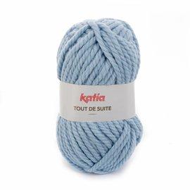 Katia Tout de Suite 120 Lichtblauw