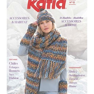 Katia Breiboek Accessoires 12  Herfst - Winter 2018/2019