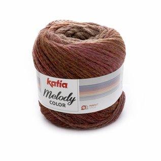 Katia Melody Color 307 Reebruin-Roestbruin-Lila