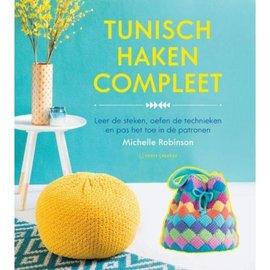 Haakboek Tunisch Haken Compleet