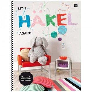 Haakboek Let's Haak again