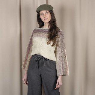 Katia Breipatroon Trui in Katia Melody Color enkel beschikbaar bij aankoop van de wol