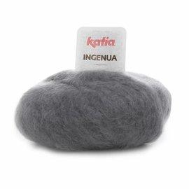Katia Ingenua 9 Mohair Grijs