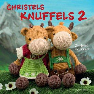 Haakboek Christels Knuffels 2 door Christel Krukkert