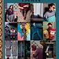 Scheepjes Handwerkblad Yarn 6 Folk