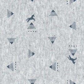 Katia Fabrics Jersey Unicorn Geo