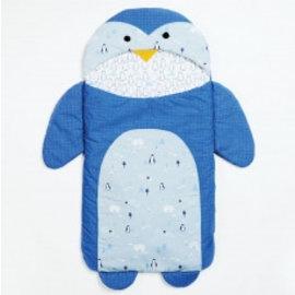Katia Fabrics Naaipatroon Pinguïn Trappelzak