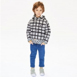 Katia Fabrics Naaipatroon sweater met capuchon