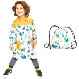 Katia Fabrics Naaipatroon jurk en tasje