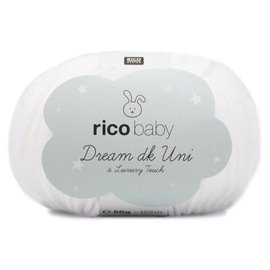 Rico Baby Dream Uni 1 Wit