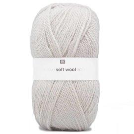 Rico Soft Wool Aran 2 Ecru