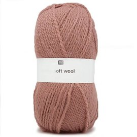 Rico Soft Wool Aran 8 Oudroos